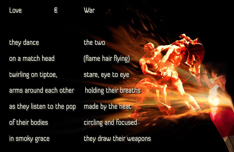 Fire Sprites by Jennifer Ruth Jackson