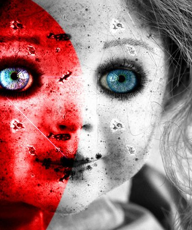 Doll's Eyes by Shanna Hale